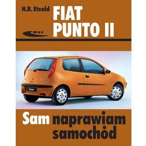 Biblioteka motoryzacji, Fiat Punto II modele od września 1999 do czerwca 2003 (opr. miękka)