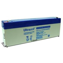 Akumulator AGM ULTRACELL UL 12V 2.4AH