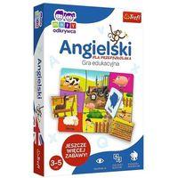 Gry dla dzieci, Gra Angielski dla przedszkolaka Mały Odkrywca (01949). od 3 lat