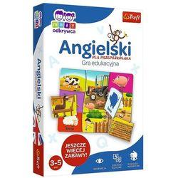 Gra Angielski dla przedszkolaka Mały Odkrywca (01949). od 3 lat