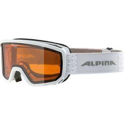 Alpina Sports gogle narciarskie Scarabeo S DH White