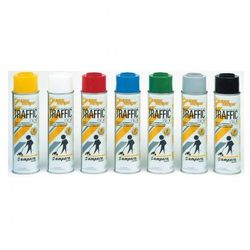 Specjalny spray do znakowania Traffic, niebieski