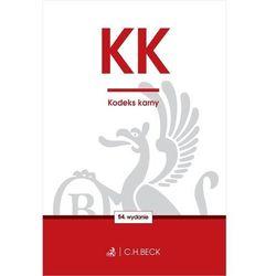 Kk. kodeks karny - opracowanie zbiorowe (opr. miękka)