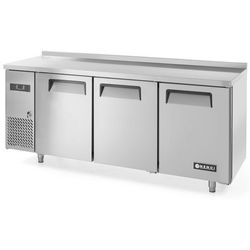 Stół mroźniczy Kitchen Line 3-drzwiowy