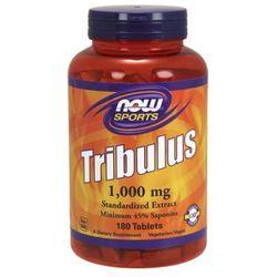 Now Foods Tribulus 1000mg 180 tabl.