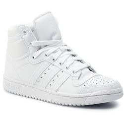 Buty adidas - Top Ten Hi S84596 Ftwwht/Ftwwht/Ftwwht