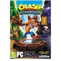 Gry PC, Crash Bandicoot N. Sane Trilogy (PC)