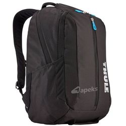 "Thule Crossover Backpack 25L plecak na laptopa 15,6"" / Black - Black"