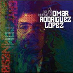 El Grupo Nuevo De Omar Rodriguez Lopez - Cryptomnesia (Digipack) (*)