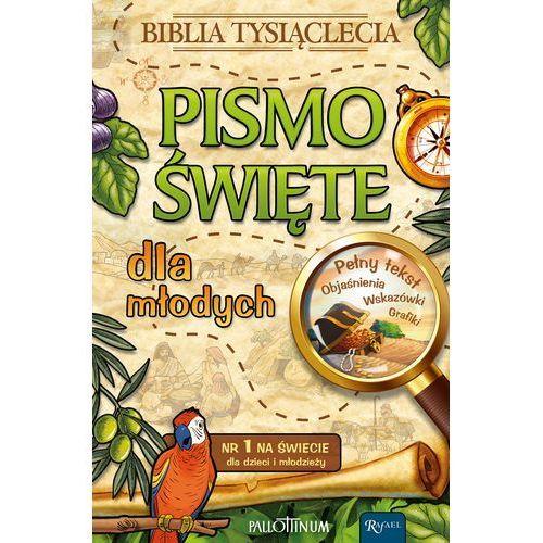Książki dla dzieci, Pismo Święte dla młodych -. (opr. twarda)