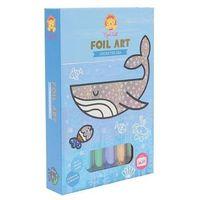 Kreatywne dla dzieci, Zestaw kreatywny Zwierzęta Morskie Tiger Tribe