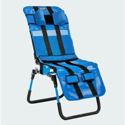 Krzesełko rehabilitacyjne kąpielowe dla dzieci niepełnosprawnych AKE do 75kg