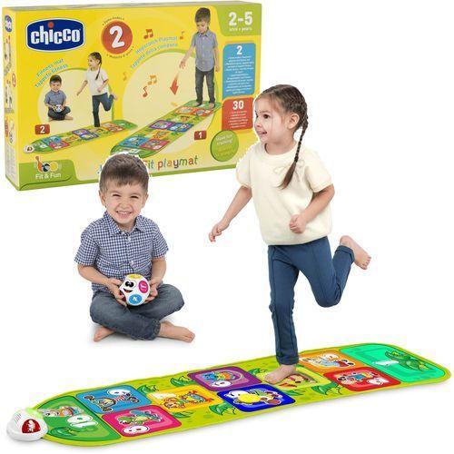 Gry dla dzieci, Gra w klasy elektroniczna mata - Chicco Artsana Poland