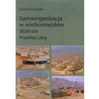 Socjologia, Samoorganizacja w wielkomiejskim slumsie (opr. miękka)