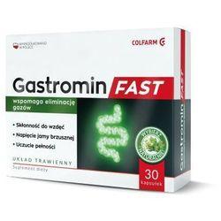 Gastromin Fast 30 kaps.