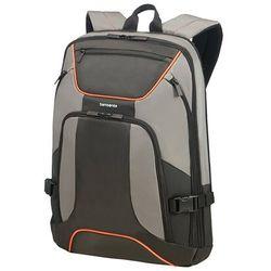"Samsonite Kleur plecak miejski na laptopa 17,3"" / na tablet 10,1"" / szary - Grey / Anthracite"