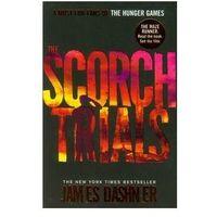 Książki do nauki języka, The Scorch Trials - wysyłamy w 24h (opr. miękka)