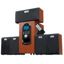 Głośniki Genius SW-HF 5.1 6000 Home Theater (wood) 200W RMS