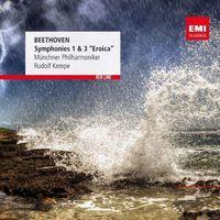 Pozostała muzyka rozrywkowa, RED LINE - SYMPHONIES NOS. 1 & 3 - Kempe, Rudolf, Muenchner Philharmoniker (Płyta CD)