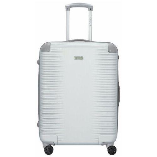 Torby i walizki, Gabol Balance walizka średnia na kółkach 66cm / szara - Silver ZAPISZ SIĘ DO NASZEGO NEWSLETTERA, A OTRZYMASZ VOUCHER Z 15% ZNIŻKĄ