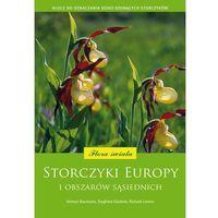 Książki o florze i faunie, Storczyki Europy i obszarów sąsiednich (opr. twarda)