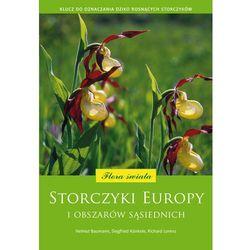 Storczyki Europy i obszarów sąsiednich (opr. twarda)