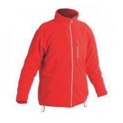 Bluza polar Karela czerwona