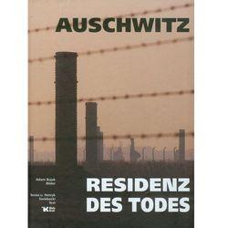 Auschwitz. Residenz des Todes (opr. twarda)