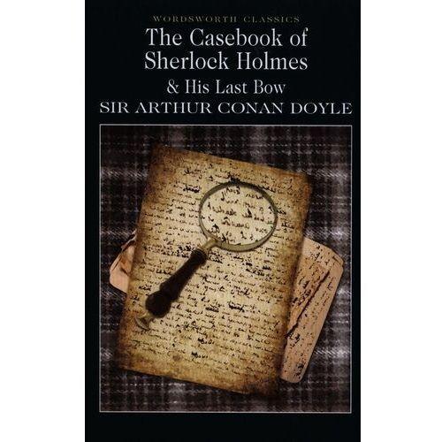 Literatura młodzieżowa, The Casebook of Sherlock Holmes (opr. miękka)