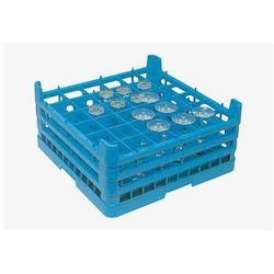 Kosz na 36 szklanek/kubków | Ø 70 mm | 3 wysokości