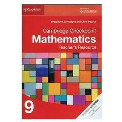 Cambridge Checkpoint Mathematics 9 Teacher's Resource