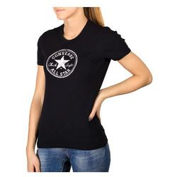 T-Shirt Converse New Pap CONVERSE-001 - Czarny