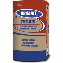 Zaprawa murarska ARSANIT ZMK-018 brązowa