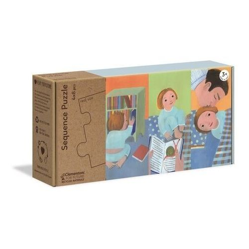 Puzzle, Puzzle Sekwencje - Życie codzienne