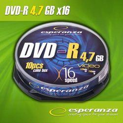 Płyta dvd Esperanza [10 szt.]
