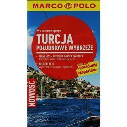 Turcja: Południowe Wybrzeże. Przewodnik Marco Polo Z Atlasem Drogowym (opr. miękka)