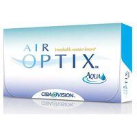 Soczewki kontaktowe, Air Optix Aqua 6 sztuk