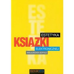 Estetyka książki elektronicznej (opr. miękka)