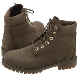 Trapery Timberland 6 In Premium WP Boot Greige A1VDT (TI53-h)