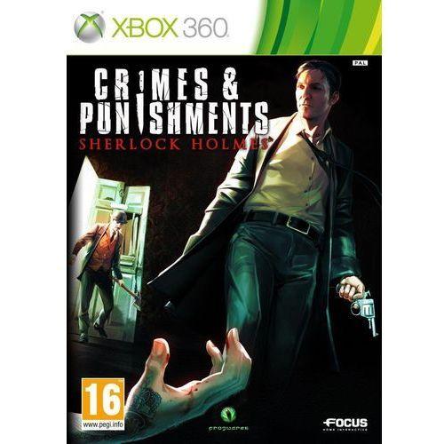 Gry Xbox 360, Sherlock Holmes Zbrodnia i kara (Xbox 360)