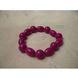B-00028 Różowa bransoletka